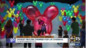 Sneak peek: New attraction opening at Downtown Disney in April [Video]