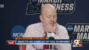 Cincinnati, Northern Kentucky made early exits from NCAA Tournament [Video]
