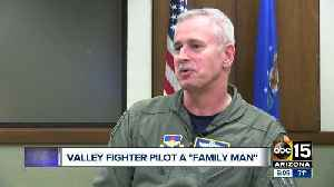 Former Luke Air Force Base colleague remembers pilot killed in Ohio crash [Video]