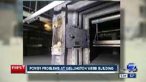 Wellington Webb municipal building in Denver closed after damage to power supply [Video]