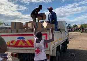 Food Aid Delivered to Cyclone-Struck Inland Areas of Mozambique [Video]