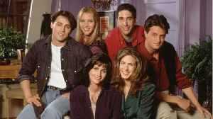 Courteney Cox Returns To Her Too Expensive 'Friends' Apartment [Video]