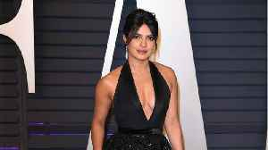 Priyanka Chopra Shuts Down Meghan Markle Feud Rumors [Video]