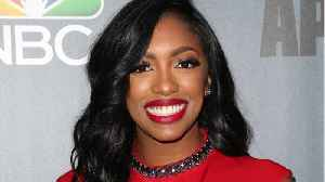 Real Housewives Star Porsha Williams Celebrates Arrival Of New Baby [Video]