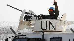 U.N. Rights Body Criticizes Israeli Settlement Expansion Into Golan Heights [Video]