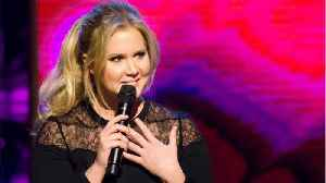 Amy Schumer Reveals Husband Has Autism Spectrum Disorder [Video]