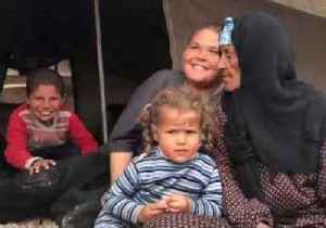 ICRC Reports 'Desperate Need' at Camp Where Some Displaced IS Families are Housed [Video]