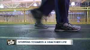 Cleveland doctor starts 'Sole Steppers' to get women walking [Video]