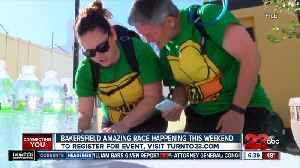 The Bakersfield Amazing Race [Video]