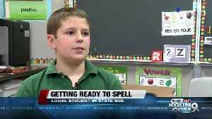 Southern Arizona student prepares for state spelling bee [Video]