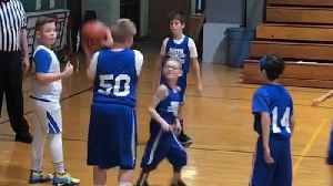 Basketball Player With Cerebral Palsy Gets A Heartwarming Assist [Video]