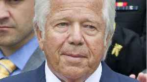 Robert Kraft Comments On Charges Of Soliciting Prostitution [Video]