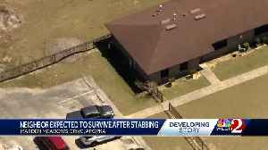 Neighbor expected to survive after Apopka stabbing [Video]
