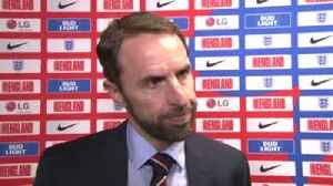 Southgate: I'm so pleased for Sterling [Video]