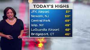 New York Weather: CBS2 3/22 Update at 8PM [Video]
