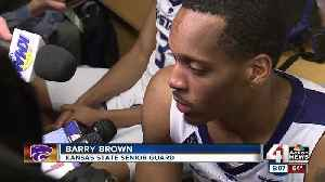 K-State's season ends with loss in NCAA Tournament [Video]