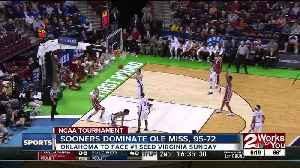 Sooners Advance Past Ole Miss, Texas Tech Beats N. Kentucky [Video]