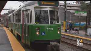 Green Line Undergoes Weekend Work; Shuttle Buses Will Be Used For Recreational Pot Shop [Video]
