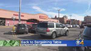 King Soopers Employees Head Back To Bargaining Table [Video]