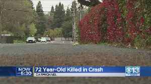 72-Year-Old Killed In Crash [Video]