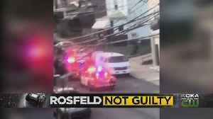 Michael Rosfeld Found Not Guilty In Antwon Rose Shooting [Video]