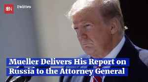 News video: Mueller Has Delivered His Report To The Attorney general: Now What?