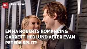 Are Emma Roberts And Garrett Hedlund Now A Thing [Video]