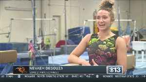 Vacaville Gymnast Scores Perfect 10 On Vault [Video]