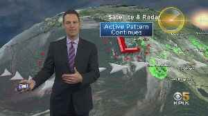 Weekend Pinpoint Weather Forecast [Video]