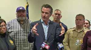 Newsom Declares State of Emergency, Waives Environmental Rules for Wildfire Preparations [Video]