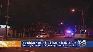 Police Searching For Driver In Juniata Park Hit-And-Run [Video]