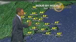 WBZ Morning Forecast For March 23 [Video]