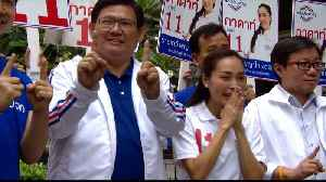 Parties hold final rallies as Thailand prepares to vote [Video]