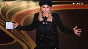 News video: Barbra Streisand Criticized for Believing Michael Jackson's Accusers While Saying They 'Were Thrilled to Be There'