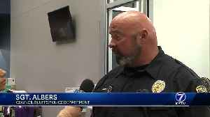 Council Bluffs Police Donations [Video]