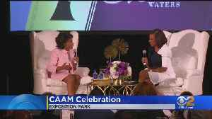 CAAM Event Celebrates Black, Women's History Month [Video]