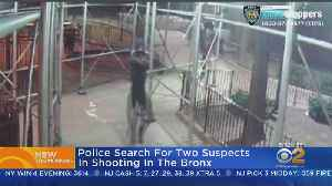 Gunman Opens Fire Into Lobby In The Bronx [Video]