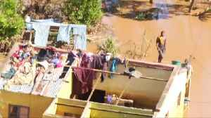 Mozambique cyclone leaves catastrophe in its wake [Video]
