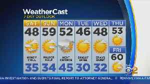 New York Weather: 3/23 CBS2 Weather Forecast [Video]