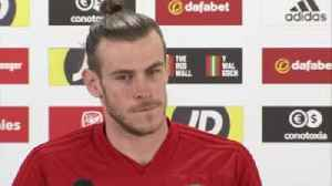 News video: Bale: No reason why we can't win group