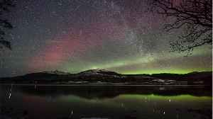 Northern Lights May Appear In New York, Other States This Weekend [Video]
