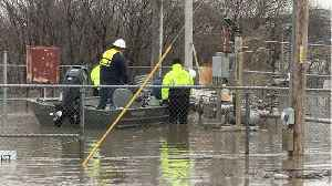 Kansas City Issues Warning About Water Treatment Issues Caused By Flooding [Video]