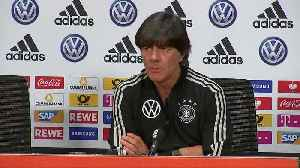 """Germany """"still needs to find itself"""", Loew says ahead of Netherlands match [Video]"""