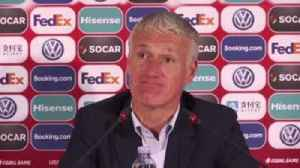 Deschamps salutes 'pivotal' Giroud [Video]