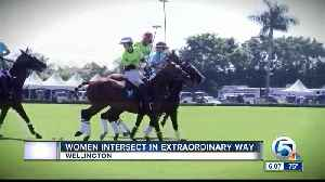Women's Polo Championship Final makes history in Wellington [Video]