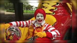 Ronald McDonald to lead Sunday's Cherry Blossom parade [Video]