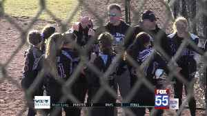 Prep Softball: Leo Dominates Luers in Season Opener [Video]