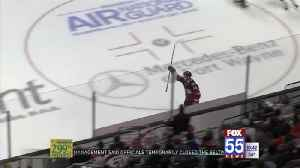 Trio of Second Period Goals Guide Cyclones Past Komets [Video]