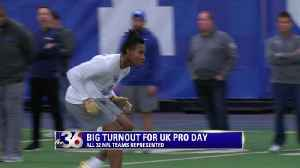 Huge turnout for UK Pro Day [Video]