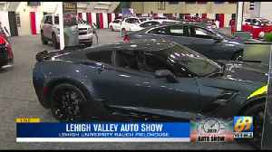 VIDEO: Lehigh Valley Auto Show pt. 2 Cheverolet [Video]